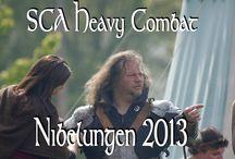 SCA Heavy Fighting