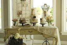 Decorating ideas / Displaying eclectic elements to bring unity