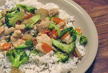 Yummy Asian Dishes / by Moira Bauchiero