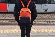 Overdose Backpacks! / Leather and stylish backpacks!