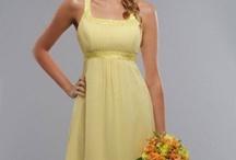 Wedding - dresses / Bridesmaids