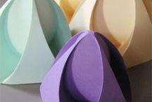 Papir kunst/origami