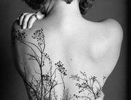 tattoos / by Amanda Mahan