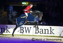 Embassy II / Embassy II is ridden by Germany's Hans-Dieter Dreher, our great ambassador.
