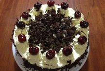Carina's Cafeteria Cakes & Gateau's / Our Cakes and Gateau's are all homemade to order from fresh ingredients @ Carina's Cafeteria in Old Guildford, Australia