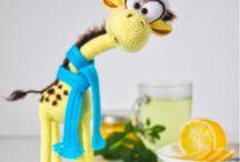 Жирафики фото