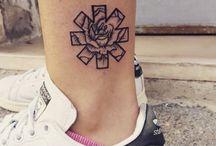 RHCP tattoo ideas