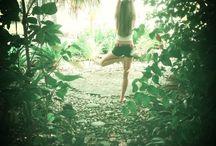 Yoga shoot - inspiration