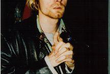 nirvana-Kurt cobain