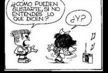 Por siempre Mafalda :)