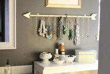 Inspiration - Jewelry storage