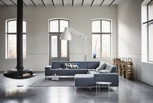 Woonkamer / Ideeën voor inrichting woonkamer