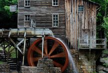 Watermills and hydropower