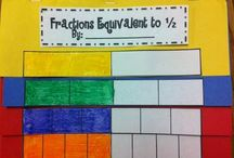Fractions / by Britney Voight