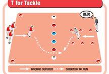 Rugby coaching / Coaching ideas