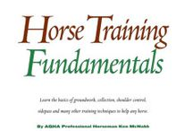 HORSE TRAINING FUNDAMENTALS / by Janice