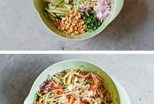 Salads / Healthy, Nutritional
