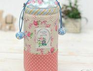 A Bag - Zip & Drawstring / by Kellie Coleman