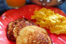 Paleo pancakes / Paleo pancakes