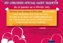 JEU CONCOURS / by Tradilinge