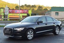 Audi A6 3.0 TDI 204cv Multitronic 12-2011...29900 euros