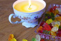 Kerzen Gießen