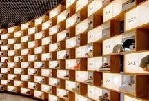 Styling: winkelinterieurs
