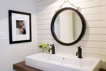 bathroom ideas / by Jules Hart