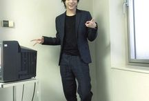 ٩(♡ε♡ )۶ Ryuji!