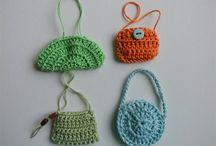 crochet miniature