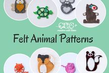 Felt!¡!¡ / Felt ideas to make!