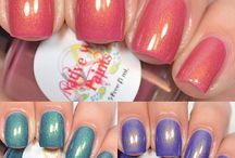 Nail Polish Wish List / Polishes that I will love to add to my collection