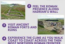 Segedunum  - Wall's End / am östlichen Ende des Hadrianwalls