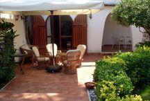 Garden / Il giardino del Bed & Breakfast Casa Moresca