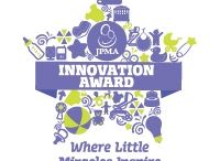 Innovation Awards  / Every year, the Juvenile Products Manufacturers Association (JPMA) holds a competition for the most innovative products on the market. Entries are evaluated by a selection committee of trade and consumer media representatives and industry retail buyers, and judged on their innovation, marketability, trend-setting potential, appeal, and usefulness.