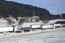 Snowmageddon; January 28, 2014