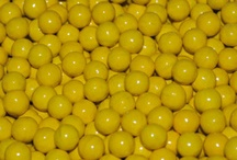Yellow Candy- Bright, Sweet, Tart