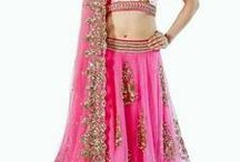 Desi lehenga Collection / Best collection of lehengas at attractive prices! Order now - http://bit.ly/1TH40yP