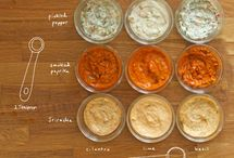 Recipes-Sauces