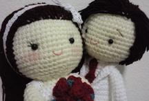 amigurumi/crochet II / by Being Kwan