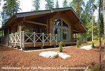 Villa Piilopirtti, 8hlö, 2mh, 115m2, Mikkeli / Villa Piilopirtti, Härkäniemen Tuvat, Mikkeli, Finland