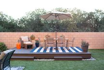"""Our """"Great Outdoors"""" / Back yard fun / by Kimberly Mason-Conway"""