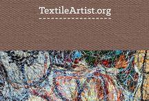 Anne Kelly - Textiles
