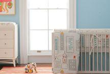 Littles Room / Baby nursery  / by Amy Burkhart