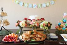 House warming party / by Rebecca Craig Shook