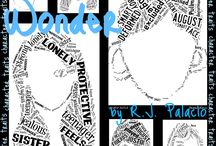 Wonder by R.J. Palacio Activity