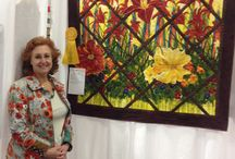Ann Powers' Cool Quilts / Cool quilts that Ann has either designed or added her personal touch to