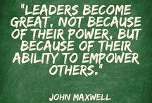 Leaders & Attitudes