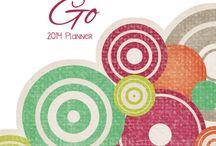 Mom on the Go Planner / Planner designed just for moms