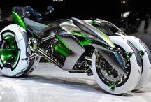 motorsykkler